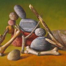 sticksstones